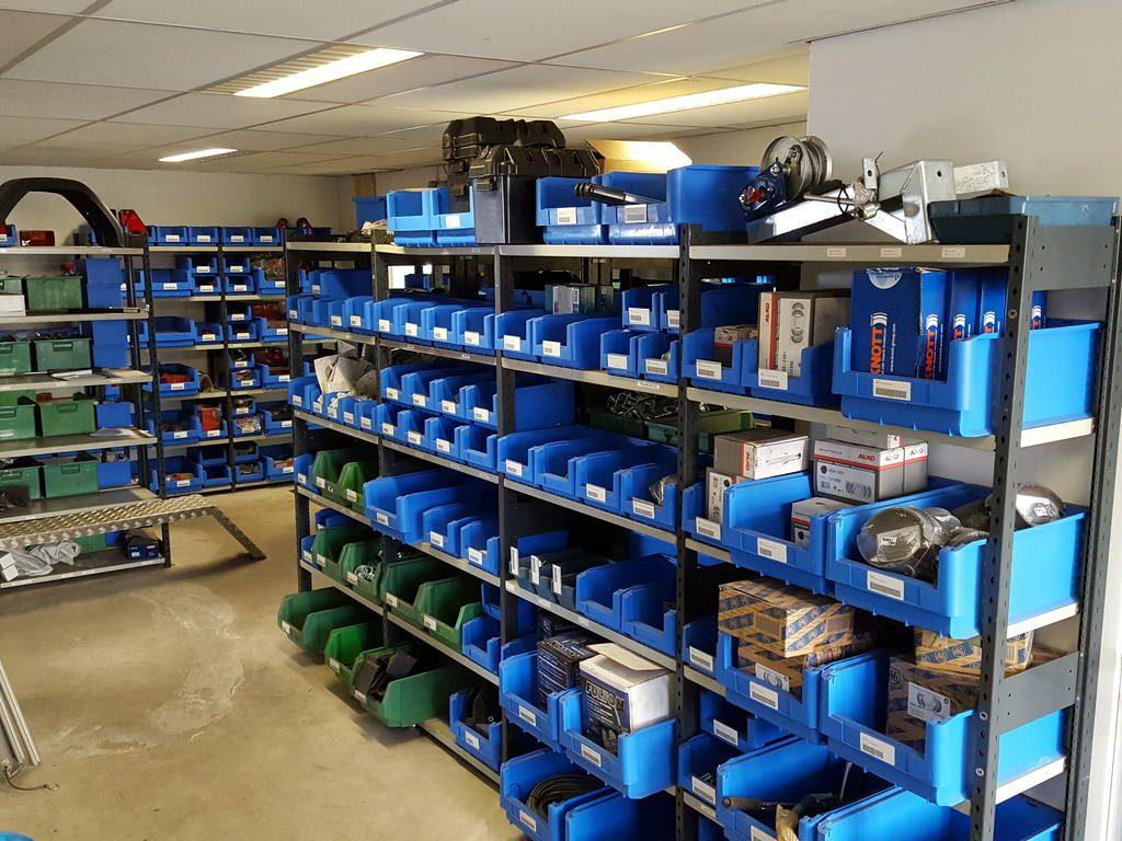 Aanhanger onderdelen magazijn Aanhangwagens XXL West Brabant