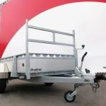 Proline enkelas aanhanger 251x130cm 1450kg