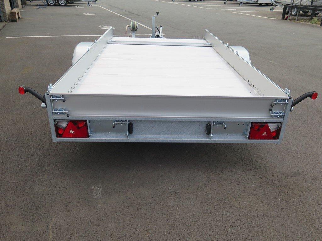Anssems autotransporter 340x170cm 1200kg Aanhangwagens XXL West Brabant 2.0 achterkant