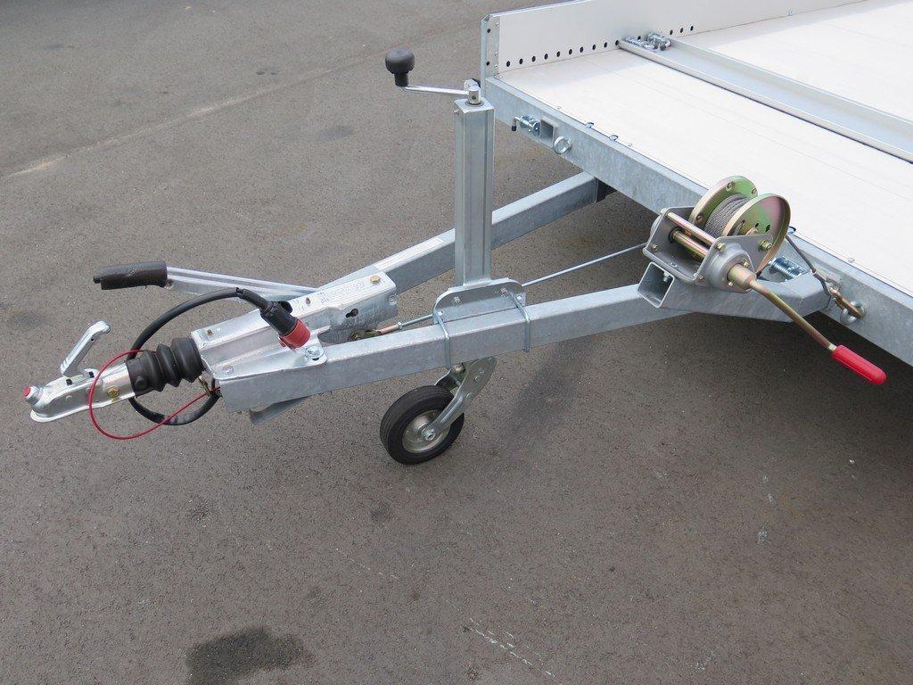 Anssems autotransporter 340x170cm 1200kg Aanhangwagens XXL West Brabant 2.0 dissel