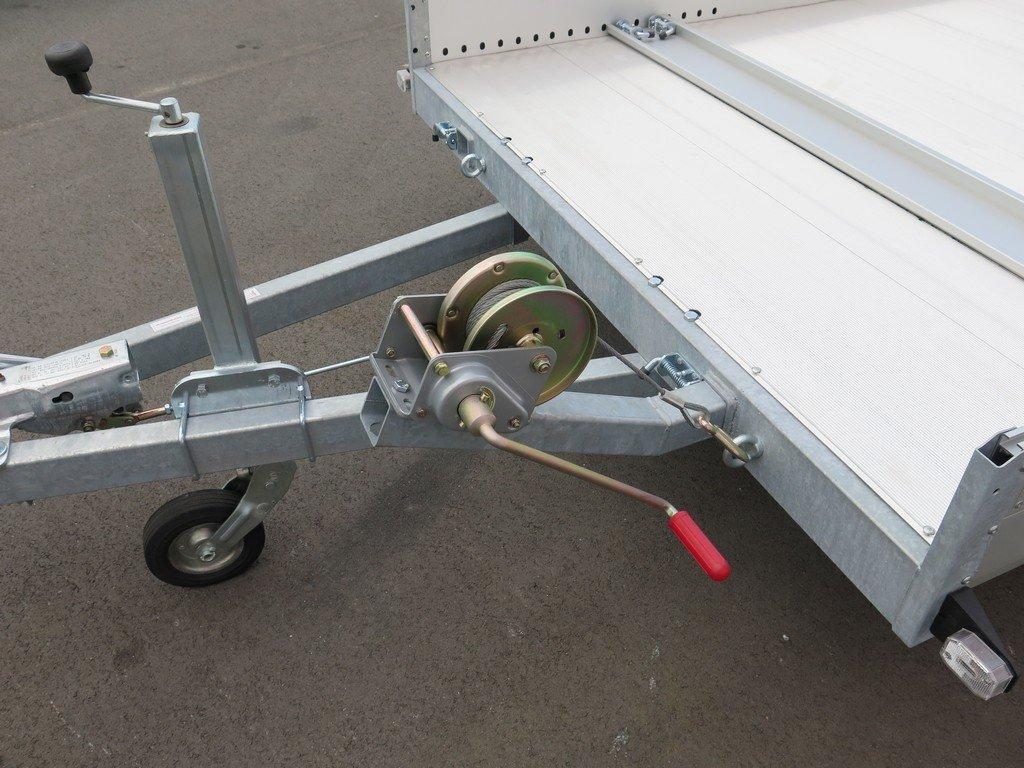 Anssems autotransporter 340x170cm 1200kg Aanhangwagens XXL West Brabant 2.0 lier