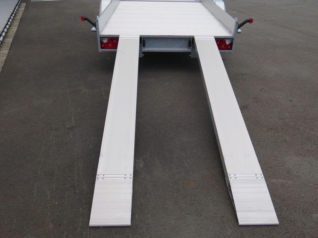 Anssems autotransporter 340x170cm 1200kg Aanhangwagens XXL West Brabant 2.0 rijplaten
