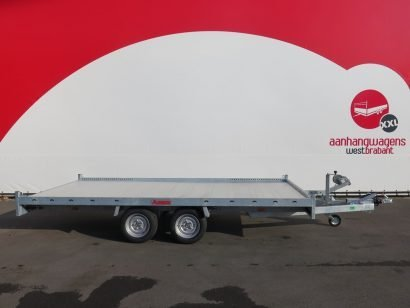 Anssems autotransporter 405x200cm 3000kg Aanhangwagens XXL West Brabant 2.0 hoofd