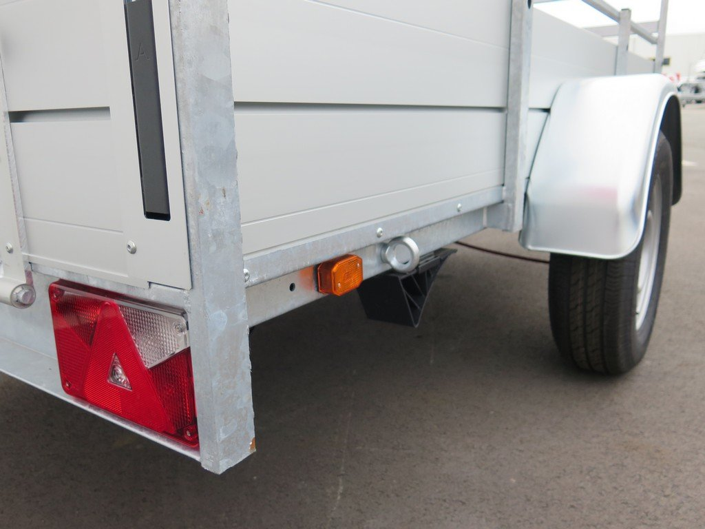 Anssems enkelas aanhanger 251x130cm 1350kg alu Aanhangwagens XXL West Brabant 2.0 bindogen Aanhangwagens XXL West Brabant