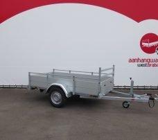Anssems enkelas aanhanger 251x130cm 1350kg alu Aanhangwagens XXL West Brabant 2.0 hoofd