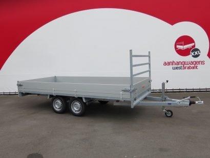 Anssems plateauwagen 405x178cm 2000kg Aanhangwagens XXL West Brabant hoofd