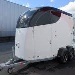 Bucker Careliner M poly 2 paards paardentrailer Aanhangwagens XXL West Brabant 4.0 overzicht