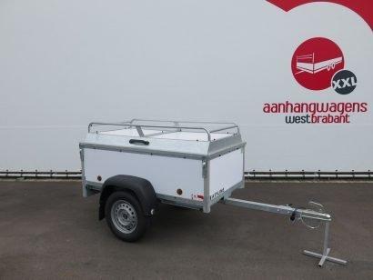 Easyline bagagewagen 175x100x60cm 750kg Aanhangwagens XXL West Brabant 2.0 hoofd