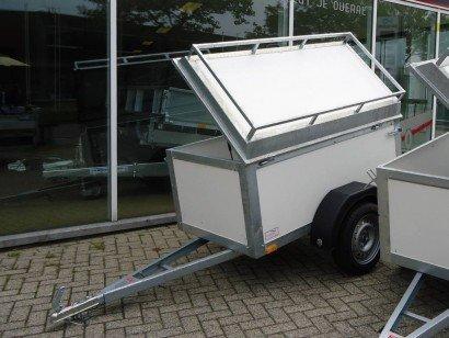 Easyline bagagewagen 200x100x60cm bagagewagens Aanhangwagens XXL West Brabant overzicht