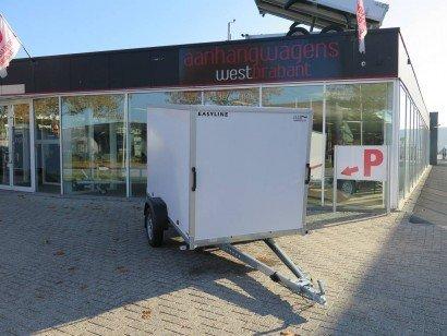 Easyline gesloten 249x147x150cm 750kg gesloten aanhangwagens Aanhangwagens XXL West Brabant hoofd