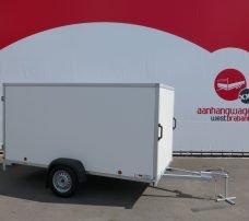 Easyline gesloten aanhanger 300x150x150cm 750kg Aanhangwagens XXL West Brabant 3.0 hoofd
