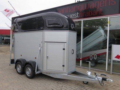 Henra alu 1,5 paards trailer paardentrailers Aanhangwagens XXL West Brabant hoofd Aanhangwagens XXL West Brabant