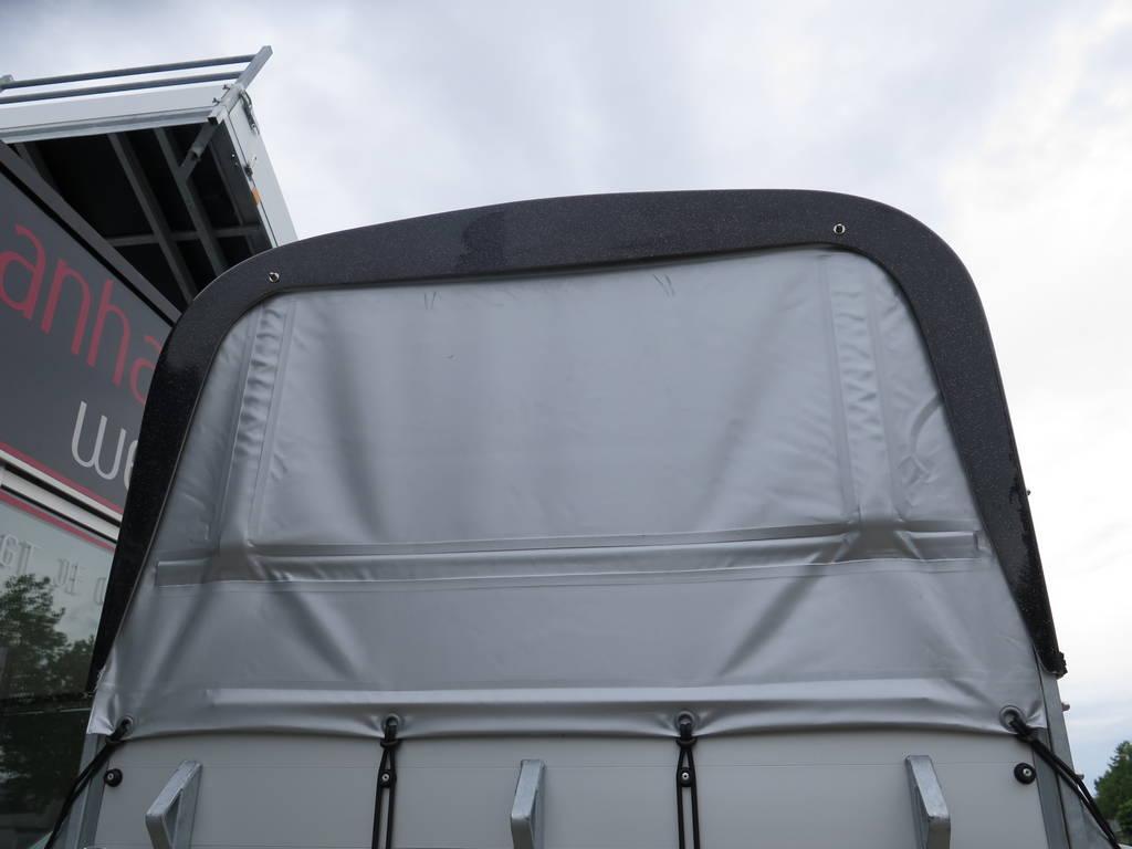 Henra alu 1,5 paards trailer paardentrailers Aanhangwagens XXL West Brabant rolzeil
