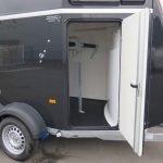 Humbaur Zephir 2 paards paardentrailer Aanhangwagens XXL West Brabant instapdeur Aanhangwagens XXL West Brabant