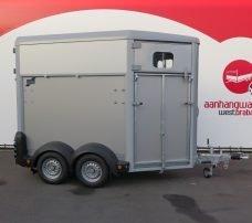 Ifor Williams HB403 1,5 paards paardentrailer Aanhangwagens XXL West Brabant 2.0 hoofd