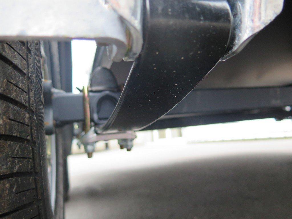 Ifor Williams gesloten aanhanger 303x147x183cm 2700kg Aanhangwagens XXL West Brabant 2.0 onderkant Aanhangwagens XXL West Brabant