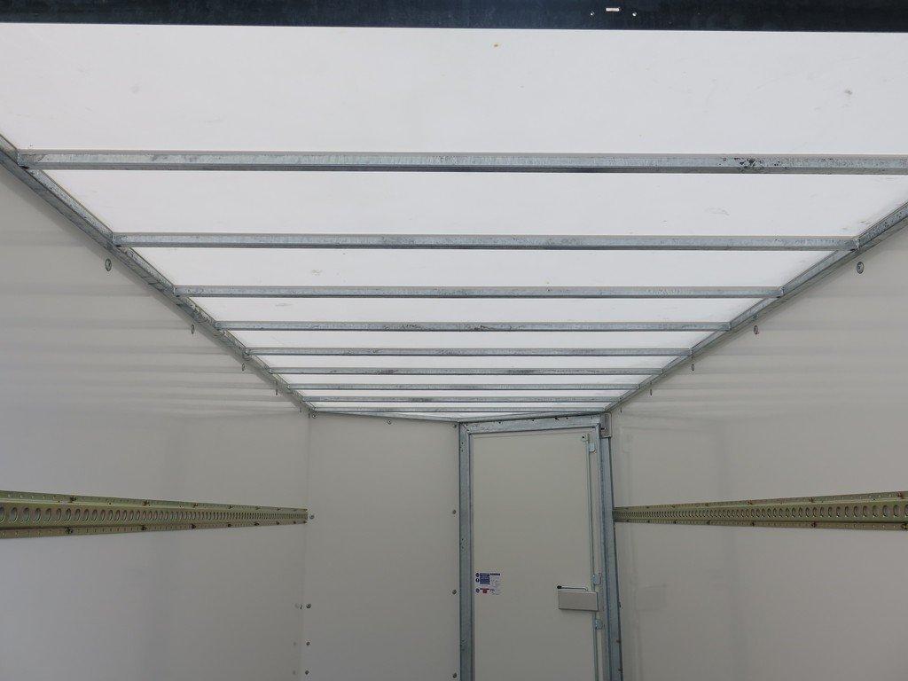 Ifor Williams gesloten aanhanger 364x173x214cm 3500kg Aanhangwagens XXL West Brabant 2.0 binnenkant