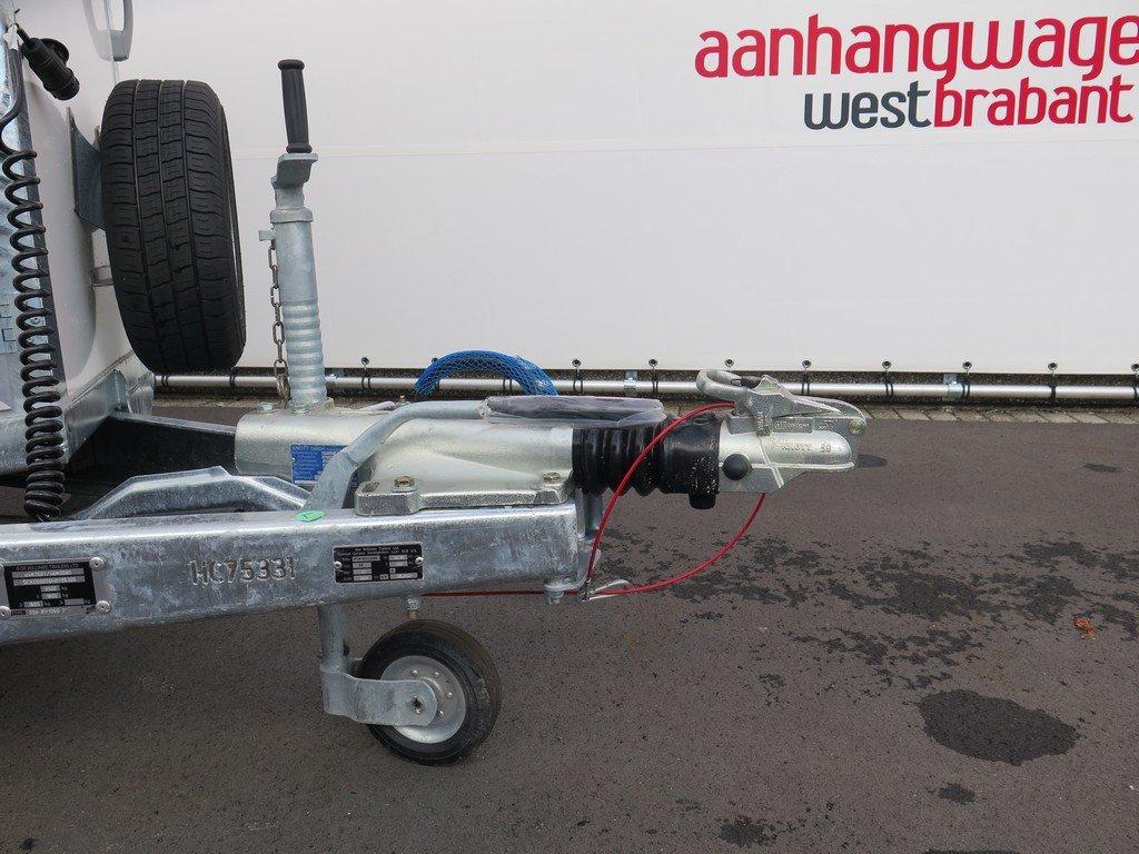 Ifor Williams gesloten aanhanger 364x173x214cm 3500kg Aanhangwagens XXL West Brabant 2.0 dissel