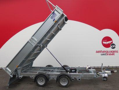 Ifor Williams kipper 362x195cm 3500kg Aanhangwagens XXL West Brabant 2.0 hoofd