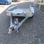 Ifor Williams machinetransporter 300x155cm 3500kg Aanhangwagens XXL West Brabant 2.0 voorkant Aanhangwagens XXL West Brabant