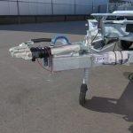 Ifor Williams machinetransporter 304x162cm 3500kg Aanhangwagens XXL West Brabant 3.0 dissel Aanhangwagens XXL West Brabant