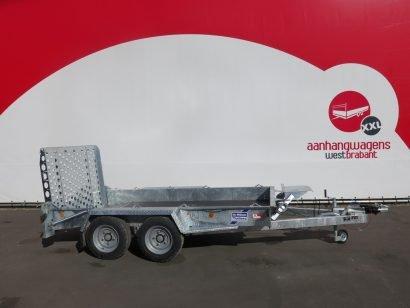 Ifor Williams machinetransporter 304x162cm 3500kg Aanhangwagens XXL West Brabant 3.0 hoofd