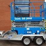 Ifor Williams machinetransporter 304x162cm 3500kg Aanhangwagens XXL West Brabant 3.0 in de praktijk Aanhangwagens XXL West Brabant
