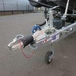 Ifor Williams machinetransporter 503x204cm 3500kg kantelbaar Aanhangwagens XXL West Brabant 2.0 dissel Aanhangwagens XXL West Brabant