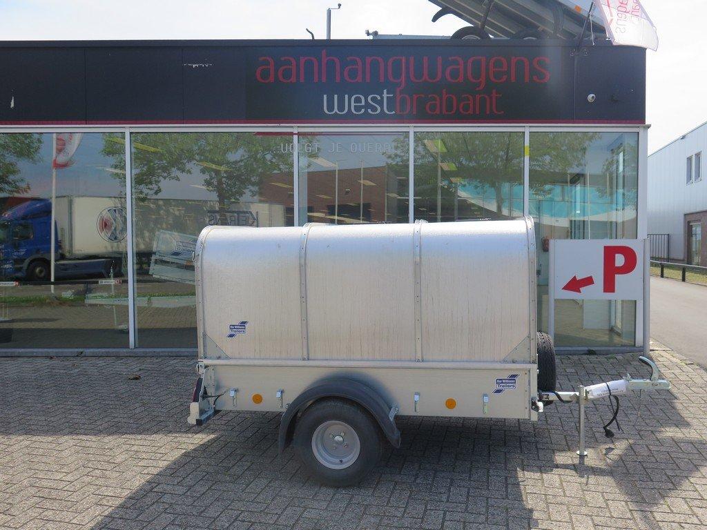 Ifor Williams veetrailer 221x121x112cm Aanhangwagens XXL West Brabant 2.0 hoofd