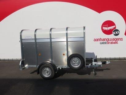 Ifor Williams veetrailer 244x121x153cm 1400kg Aanhangwagens XXL West Brabant 2.0 hoofd