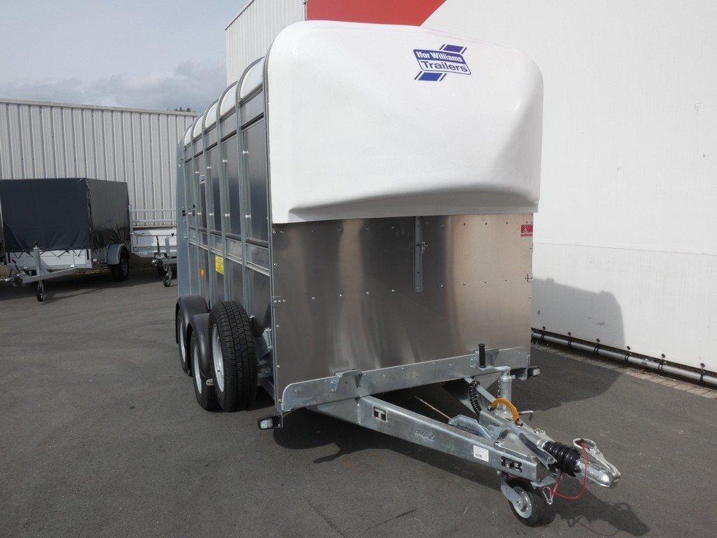 Ifor Williams veetrailer 304x156x183cm 2700kg