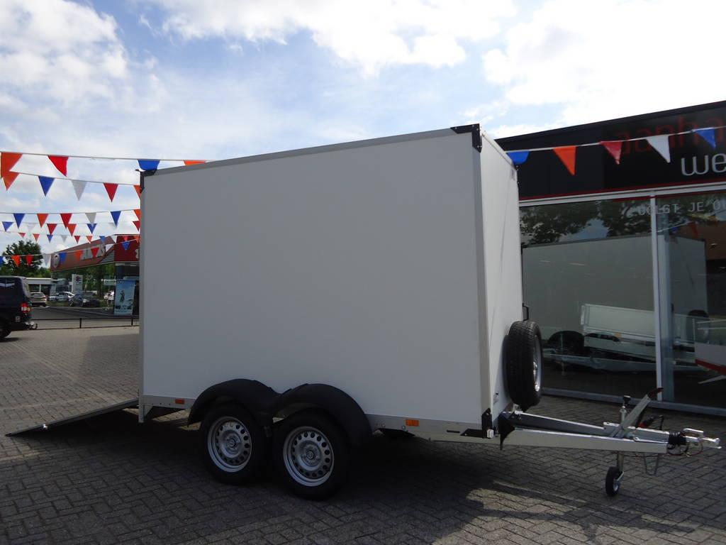 Proline bloemenwagen 304x151x200cm bloemenwagens Aanhangwagens XXL West Brabant hoofd Aanhangwagens XXL West Brabant