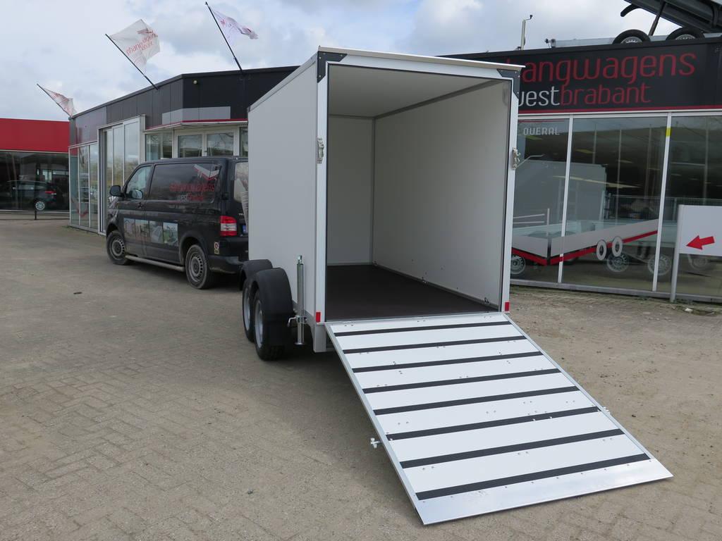 Proline bloemenwagen 304x151x200cm bloemenwagens Aanhangwagens XXL West Brabant laadruimte Aanhangwagens XXL West Brabant