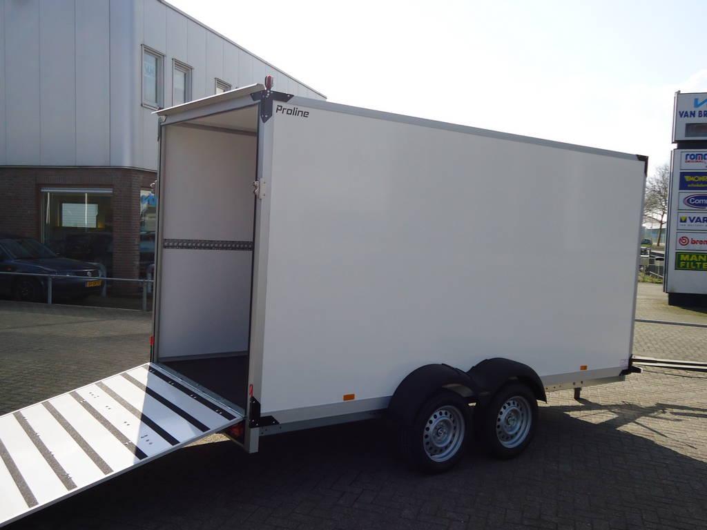 Proline bloemenwagen 407x181x200cm bloemenwagens Aanhangwagens XXL West Brabant overzicht