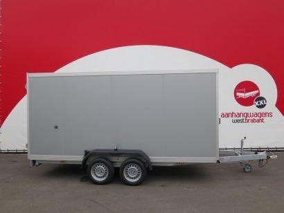 Proline gesloten aanhanger 425x175x190cm 2600kg Aanhangwagens XXL West Brabant hoofd