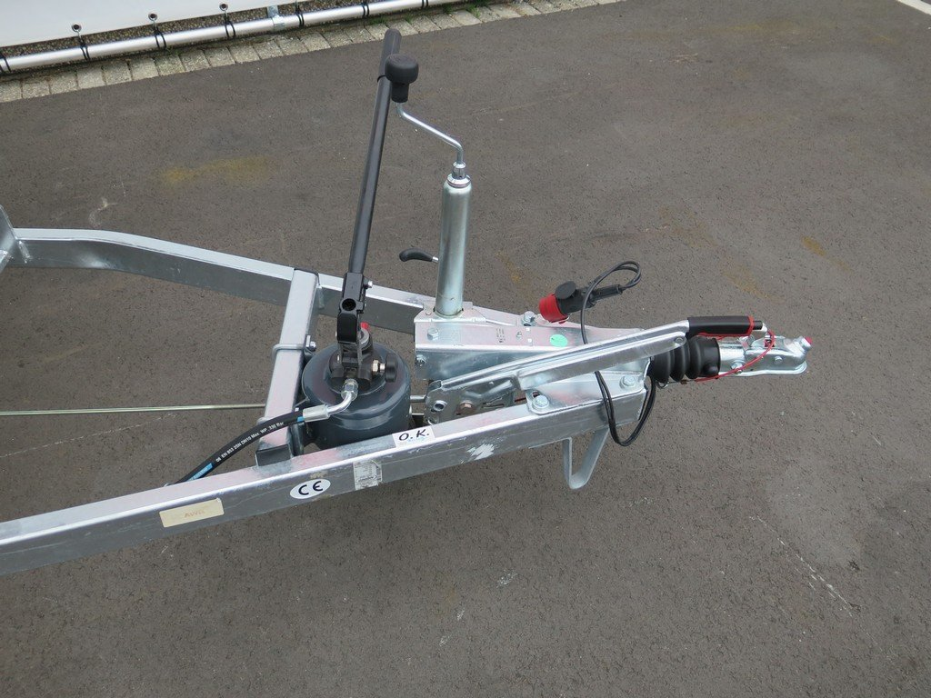 Proline kipper 230x150cm 1500kg Aanhangwagens XXL West Brabant 2.0 dissel Aanhangwagens XXL West Brabant