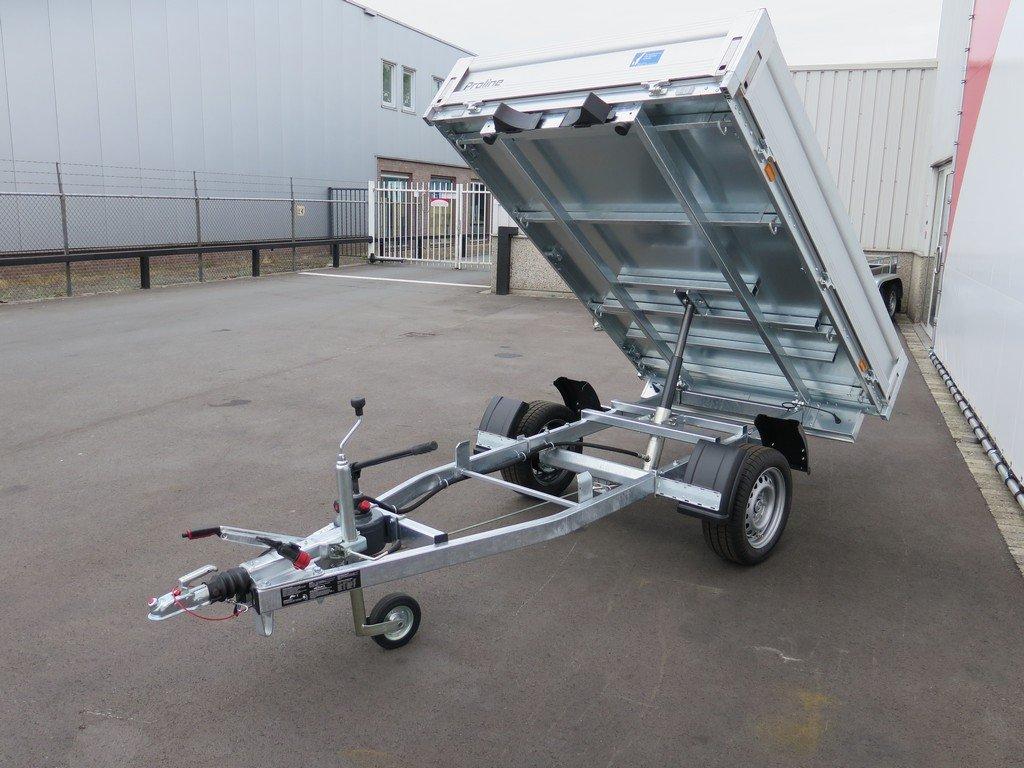 Proline kipper 230x150cm 1500kg Aanhangwagens XXL West Brabant 2.0 overzicht Aanhangwagens XXL West Brabant
