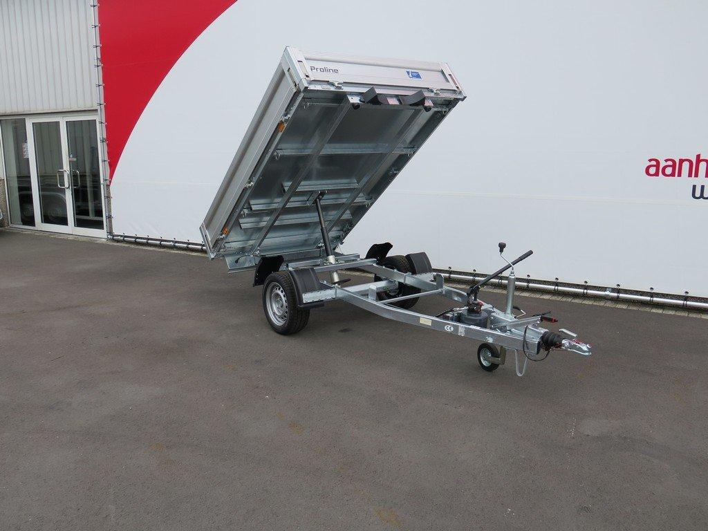 Proline kipper 230x150cm 1500kg Aanhangwagens XXL West Brabant 2.0 schuin voor Aanhangwagens XXL West Brabant