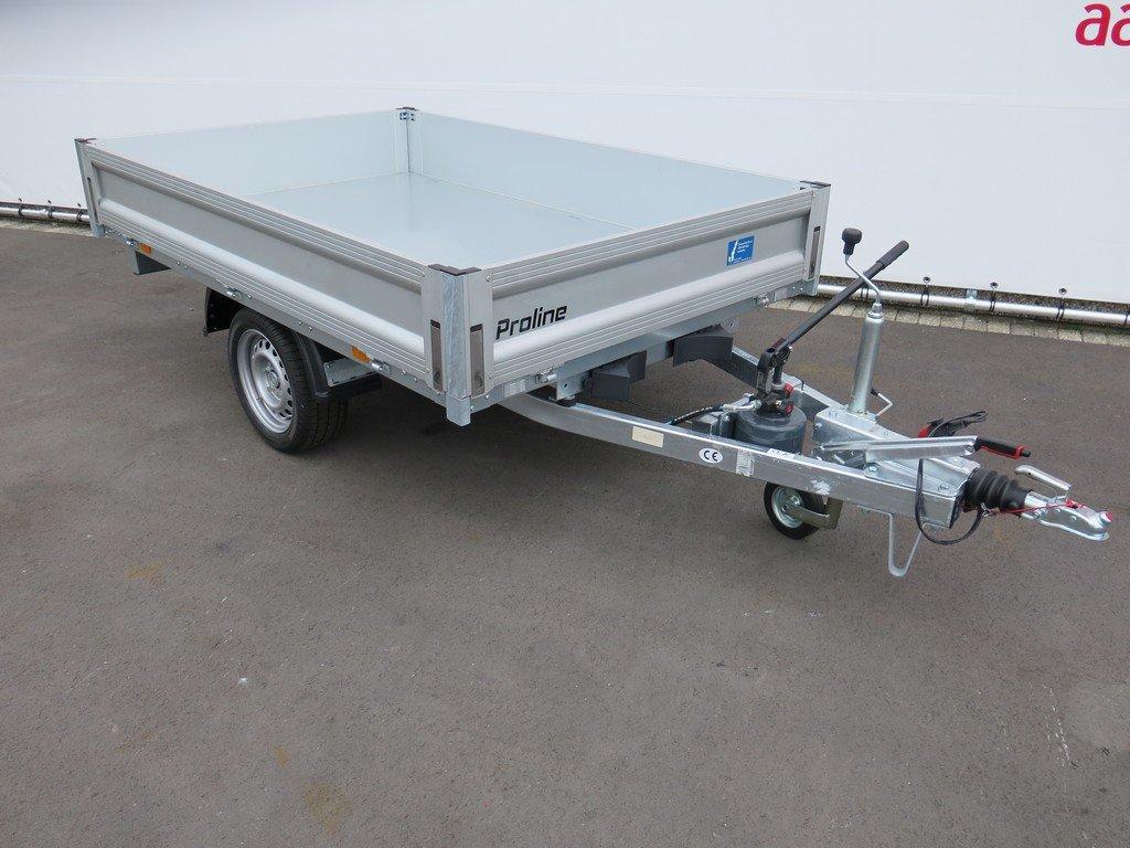 Proline kipper 230x150cm 1500kg Aanhangwagens XXL West Brabant 2.0 vlak Aanhangwagens XXL West Brabant