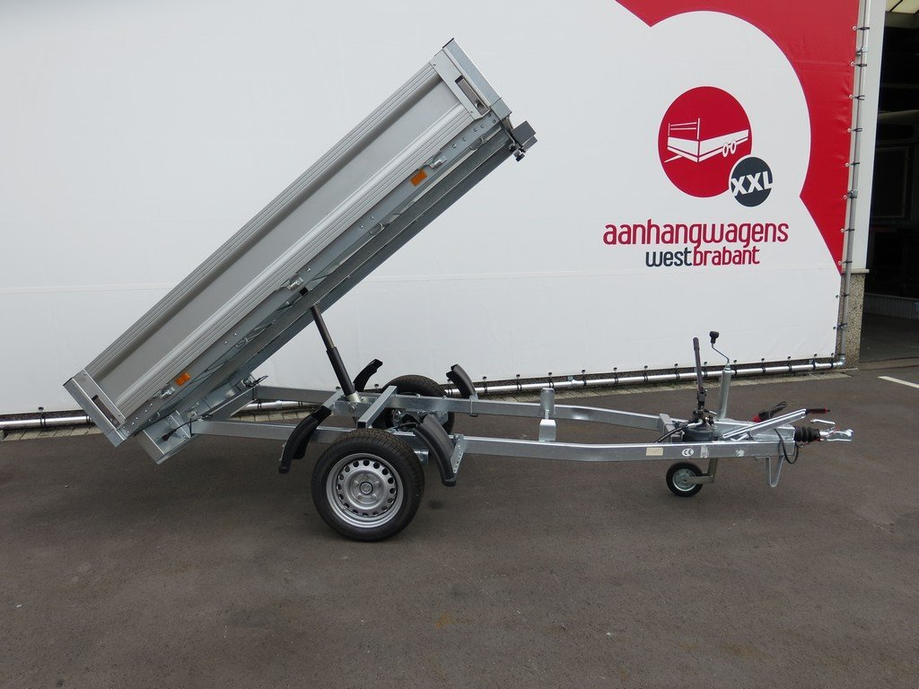 Proline kipper 230x150cm 1500kg Aanhangwagens XXL West Brabant 2.0 zijkant Aanhangwagens XXL West Brabant