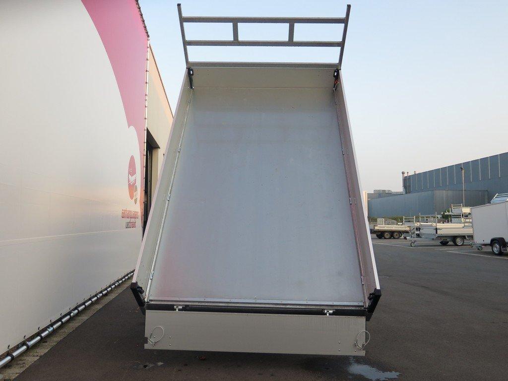 Proline kipper 301x185cm 2700kg Aanhangwagens XXL West Brabant 2.0 bak Aanhangwagens XXL West Brabant