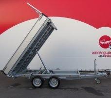 Proline kipper 301x185cm 2700kg Aanhangwagens XXL West Brabant 2.0 hoofd
