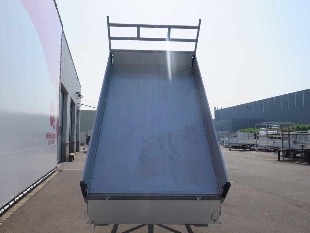 Proline kipper 331x185cm 2700kg Aanhangwagens XXL West Brabant bak Aanhangwagens XXL West Brabant