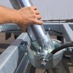 Proline kipper 331x185cm 2700kg Aanhangwagens XXL West Brabant cilinder Aanhangwagens XXL West Brabant