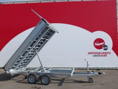 Proline kipper 331x185cm 2700kg Aanhangwagens XXL West Brabant hoofd