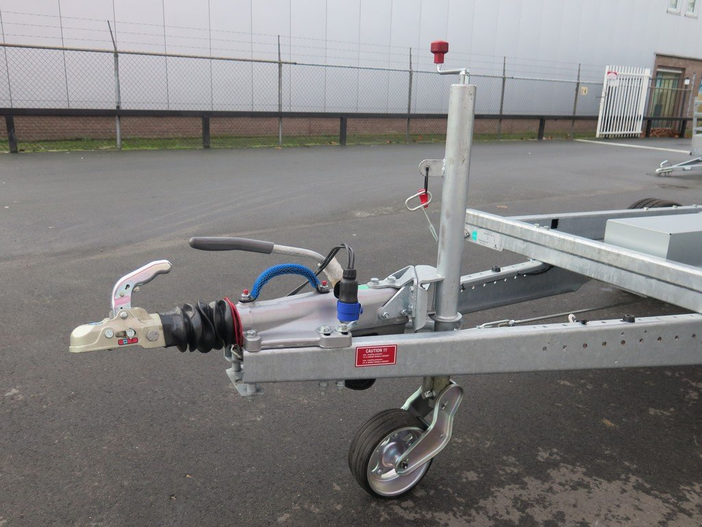 Proline kipper 351x185cm 3500kg Aanhangwagens XXL West Brabant 3.0 dissel