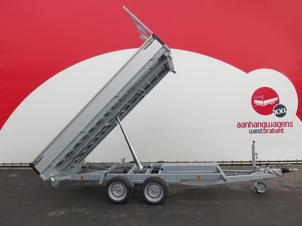 Proline kipper 351x185cm 3500kg Aanhangwagens XXL West Brabant 3.0 hoofd Aanhangwagens XXL West Brabant