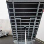 Proline kipper 351x185cm 3500kg Aanhangwagens XXL West Brabant 3.0 kant bak