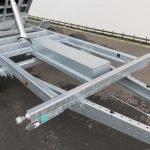 Proline kipper 351x185cm 3500kg Aanhangwagens XXL West Brabant 3.0 onderstel Aanhangwagens XXL West Brabant