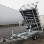 Proline kipper 351x185cm 3500kg Aanhangwagens XXL West Brabant 3.0 overzicht